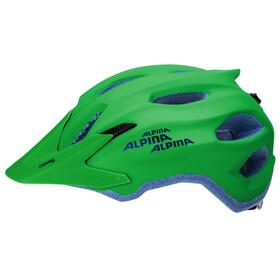 Alpina Carapax Jr. Bike Helmet Children green